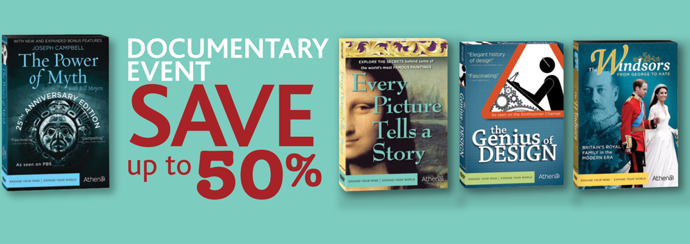 Documentary sale at acornonline